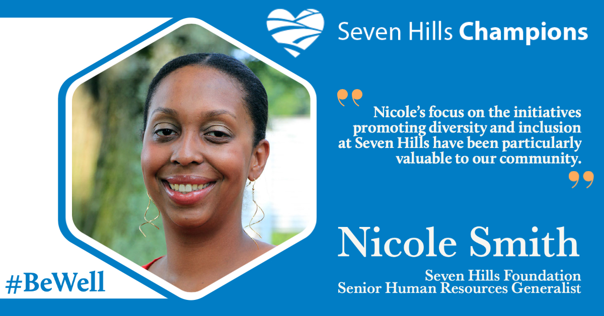 Meet Nicole Smith, Senior Human Resource Generalist