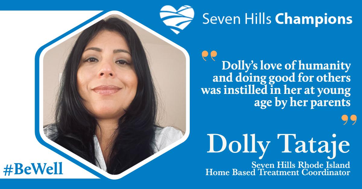 Meet Dolly Tataje, Home Based Treatment Coordinator at SHRI
