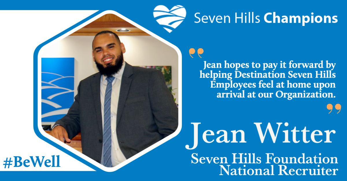 Meet Jean Witter: Seven Hills' National Recruiter
