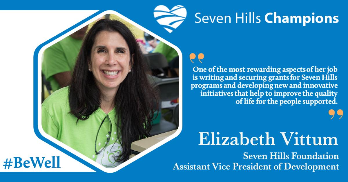 Meet Elizabeth Vittum, Seven Hills Champion