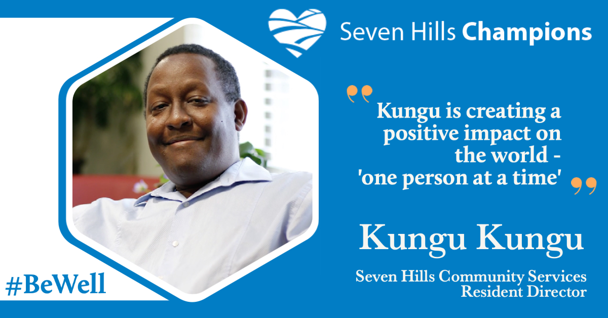 Meet Kungu Kungu: Our Seven Hills Champion
