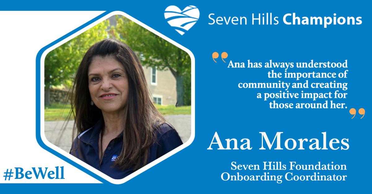Meet Ana Morales: Seven Hills Champion Making an Impact