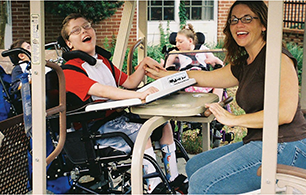 Grant for Accessible Swing