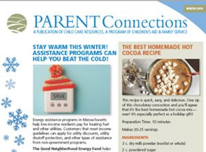 Child Care Resources - Parent Connections