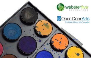 Webster Five Foundation Funding backs ODA's Virtual Art Classes