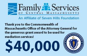 Massachusetts Awards $40,000 to FSCM for Mediation Services