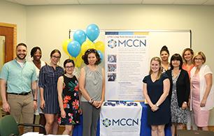 MCCN central region staff