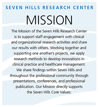 Seven Hills Foundation Research