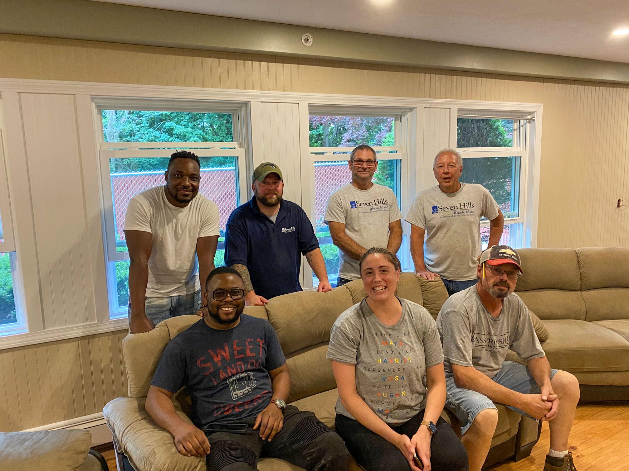 Seven Hills Rhode Island Staff Accomplishment Will Motivate & Inspire!