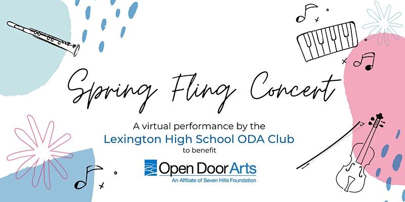 Spring Fling Concert Fundraiser for Open Door Arts